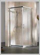 eckeinstieg duschkabinen von hsk hier online bestellen. Black Bedroom Furniture Sets. Home Design Ideas