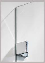 Rahmenlose duschkabine