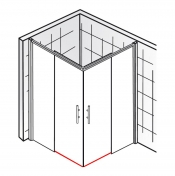 ersatzteile solida et solida eckeinstieg 4 teilig bodenfrei. Black Bedroom Furniture Sets. Home Design Ideas
