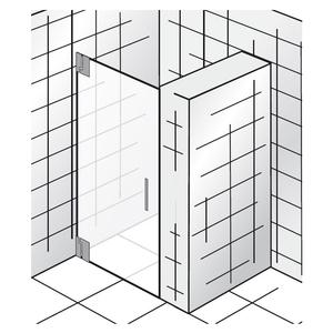 hsk duscht r f r nische sonderma. Black Bedroom Furniture Sets. Home Design Ideas