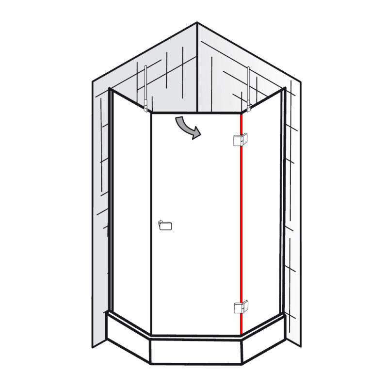 dichtung vertikal e79065 6860x. Black Bedroom Furniture Sets. Home Design Ideas