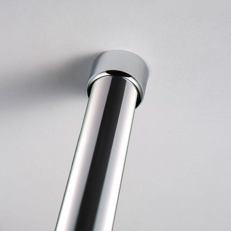 hsk premium softcube badewannenaufsatz 3 teilig mit seitenwand. Black Bedroom Furniture Sets. Home Design Ideas
