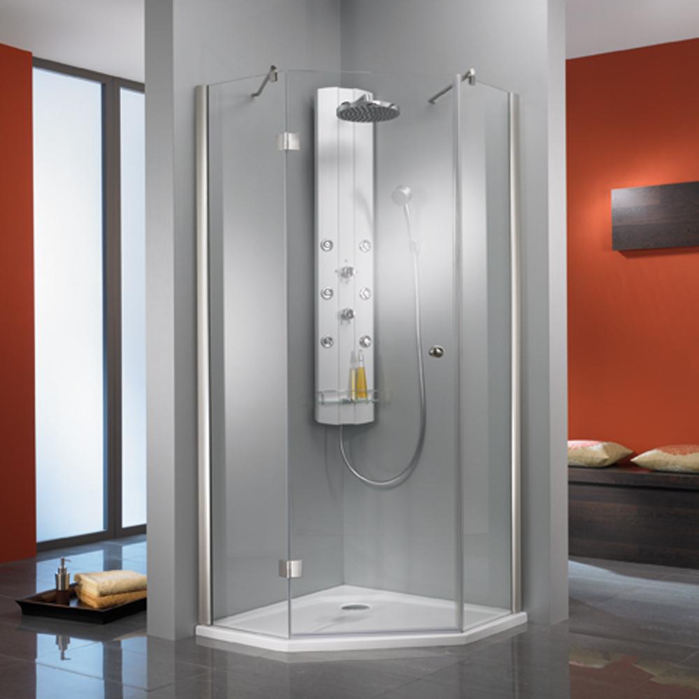 hsk duschpaneel adp 100 exklusiv 1001400. Black Bedroom Furniture Sets. Home Design Ideas