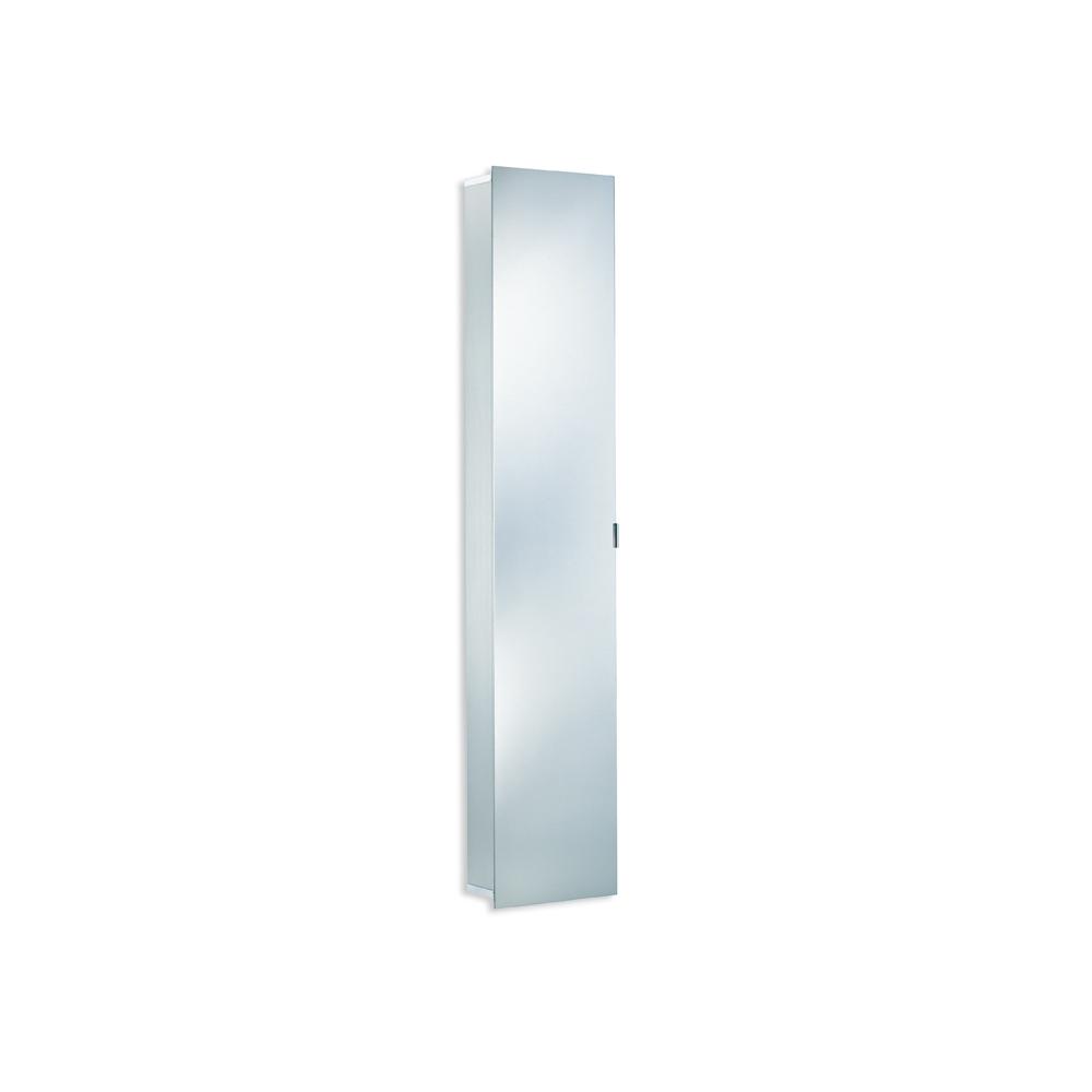 spiegelschrank alu 1101035 asp 300 35 x 175 cm hsk badezimmerschrank. Black Bedroom Furniture Sets. Home Design Ideas