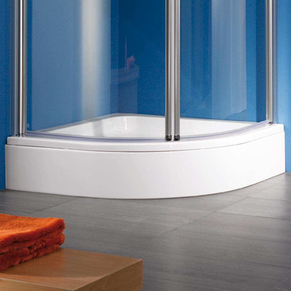 hsk acryl sch rze viertelkreis f r duschwanne 500001. Black Bedroom Furniture Sets. Home Design Ideas