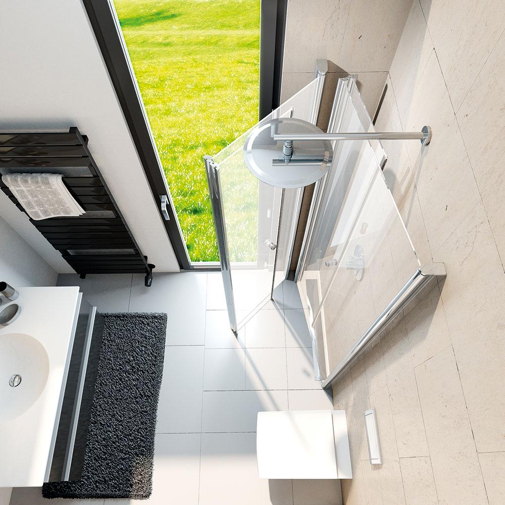 Aufregend Duschkabine U form Bilder Von Wohndesign Ideen