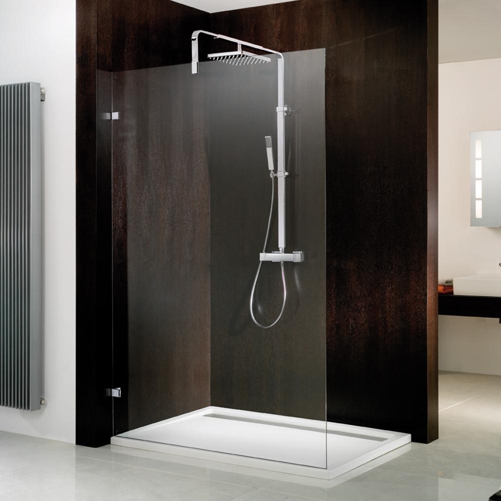 walk in duschkabine hsk atelier pur 1 glaselement. Black Bedroom Furniture Sets. Home Design Ideas
