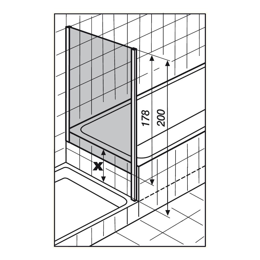Duschabtrennung Badewanne Mit Seitenwand | grafffit.com | {Duschabtrennung badewanne mit seitenwand 42}