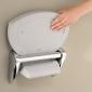 SOLIDA Duschsitz / Klappsitz für Duschkabine