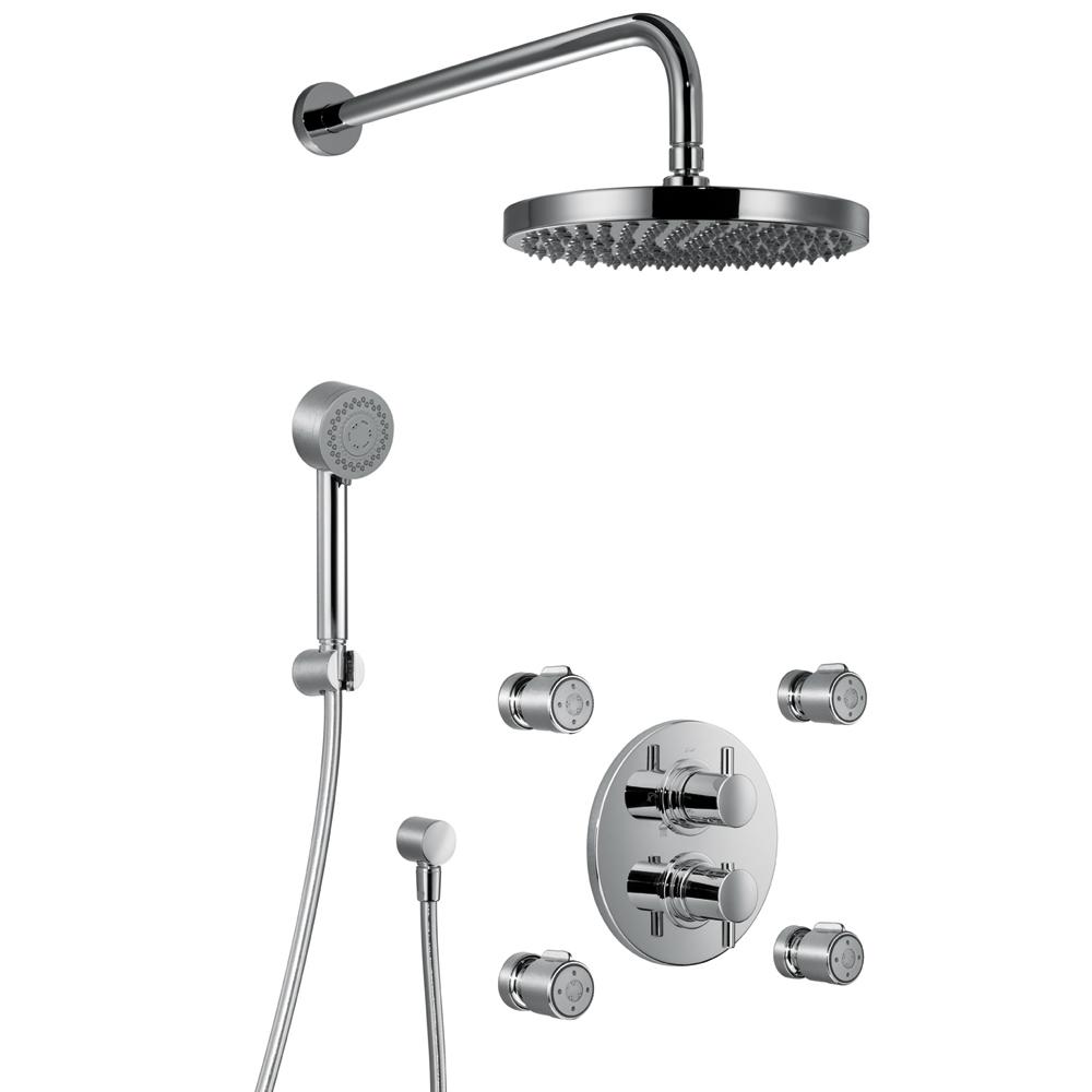 hsk shower set 1 07 1000107 duschbrause shower set. Black Bedroom Furniture Sets. Home Design Ideas