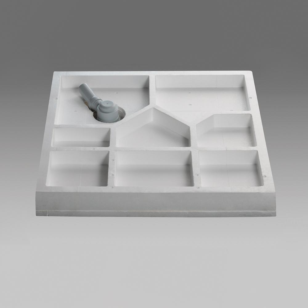Bekannt Wannenträger Rechteck, superflach - 90 x 120 cm | Wannenträger SJ54