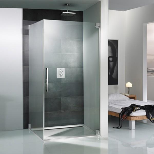 HSK K2.20 Eck Duschkabine aus Glas kaufen | Drehtür | 2-teilig
