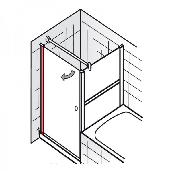 innendichtung et exklusiv dreht r in kombination mit. Black Bedroom Furniture Sets. Home Design Ideas