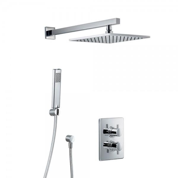 HSK Shower-Set 3.04 Eckig