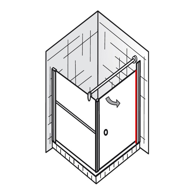 et exklusiv dreht r in kombination mit seitenwand ersatzteile exklusiv ersatzteile hsk. Black Bedroom Furniture Sets. Home Design Ideas