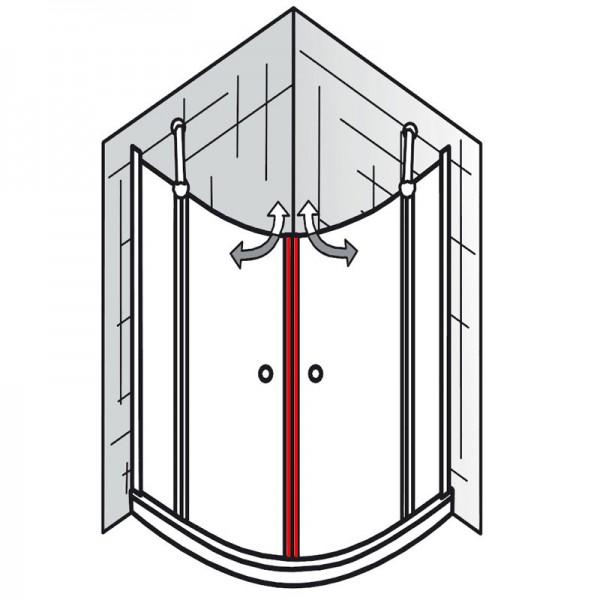 magnet set  exklusiv runddusche  teilig
