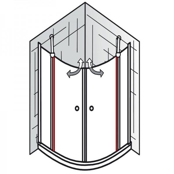 innendichtung et exklusiv runddusche 4 teilig ersatzteile exklusiv ersatzteile hsk. Black Bedroom Furniture Sets. Home Design Ideas
