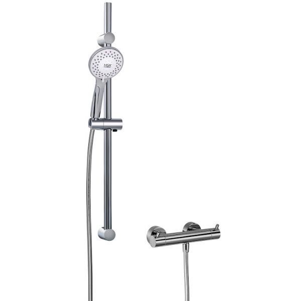HSK Shower-Set 1.21 Rund