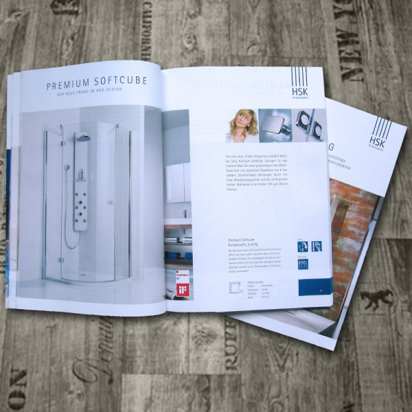 HSK Katalog kostenlos bestellen
