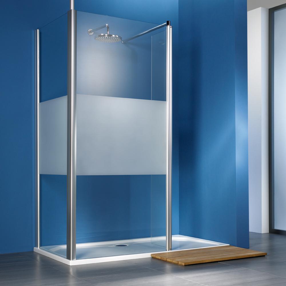 hsk walk in dusche easy 1 1290900 schwenkbares seitenteil und seitenwand. Black Bedroom Furniture Sets. Home Design Ideas