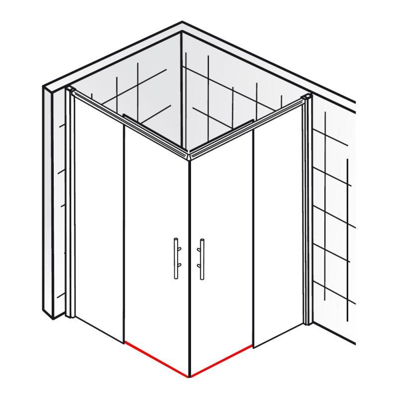 ersatzteile solida ersatzteile hsk duschkabinen ersatzteile duschkabine. Black Bedroom Furniture Sets. Home Design Ideas