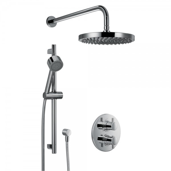 HSK Shower-Set 1.25 Rund