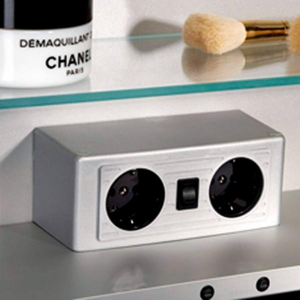 HSK Elektrobox für Spiegelschränke ASP300-LED