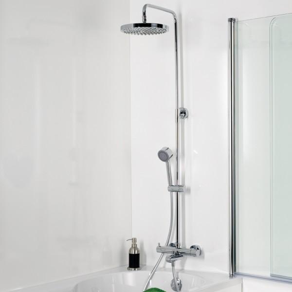 HSK Shower-Set RS 200 Thermostat für Badewanne