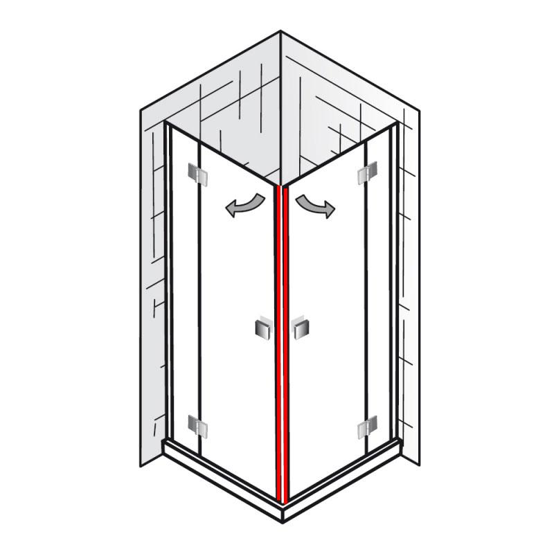 magnet 45 et atelier eckeinstieg 4 teilig. Black Bedroom Furniture Sets. Home Design Ideas