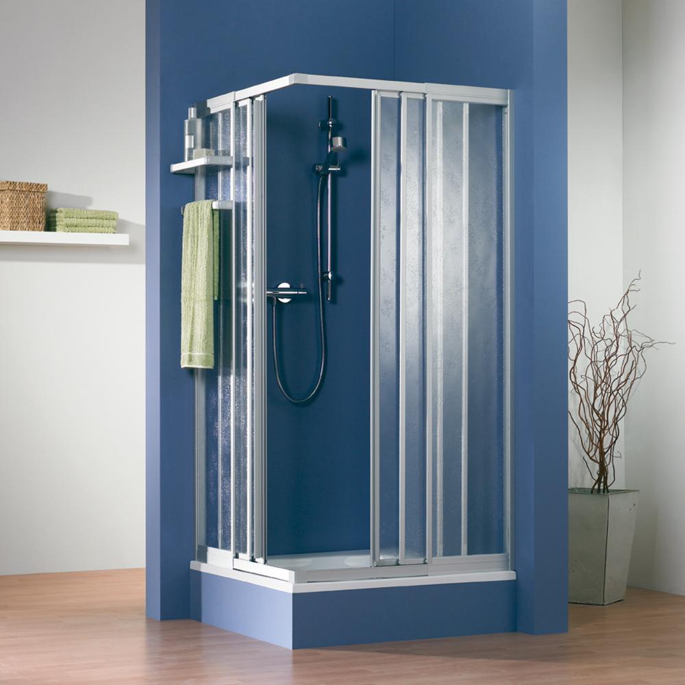 hsk kunstglas duschkabine eckeinstieg 6 teilig prima 219090 kg. Black Bedroom Furniture Sets. Home Design Ideas